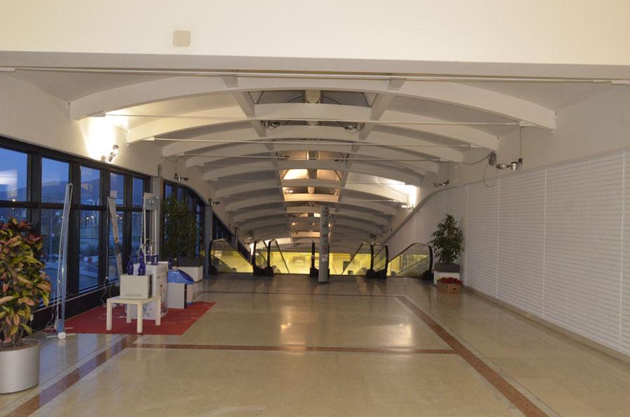 Ristrutturazione centro commerciale i borghi coopfi for L arreda negozi pisa